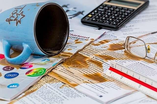 Erros mais cometidos pelos empreendedores